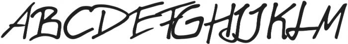 Callison Regular otf (400) Font UPPERCASE