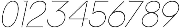 Calmer otf (300) Font OTHER CHARS