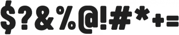 Calps ExtraBlack otf (900) Font OTHER CHARS