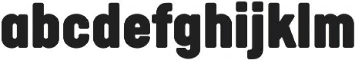 Calps ExtraBlack otf (900) Font LOWERCASE