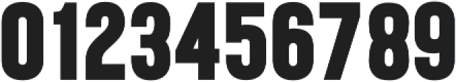 Calvier Black otf (900) Font OTHER CHARS