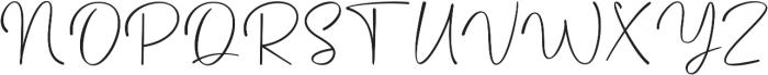 Cambridge ttf (400) Font UPPERCASE