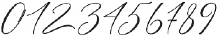 Camelia Regular otf (400) Font OTHER CHARS