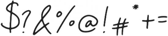 Camellia Regular ttf (400) Font OTHER CHARS