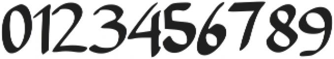 Camilia Regular otf (400) Font OTHER CHARS