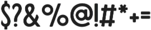 Camper Sans 1 otf (400) Font OTHER CHARS