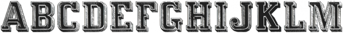 Campi otf (400) Font UPPERCASE