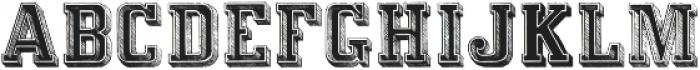 Campi otf (400) Font LOWERCASE
