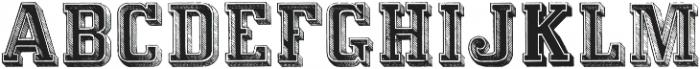 Campi ttf (400) Font UPPERCASE