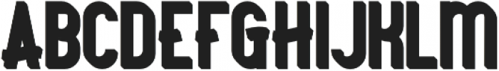 Camping Full Color otf (400) Font LOWERCASE