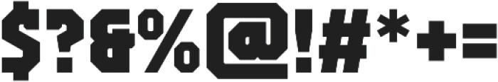 Campione Neue Sans Black otf (900) Font OTHER CHARS
