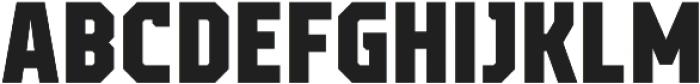 Campione Neue Sans ExtraBold otf (700) Font LOWERCASE