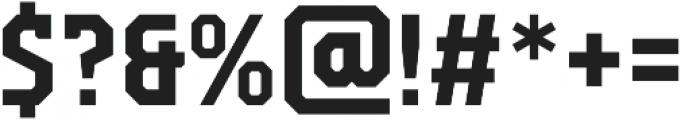 Campione Neue Sans SemiBold otf (600) Font OTHER CHARS
