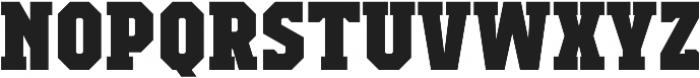 Campione Neue Serif Black otf (900) Font UPPERCASE