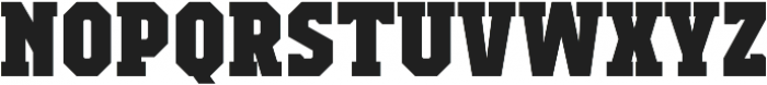 Campione Neue Serif Black otf (900) Font LOWERCASE