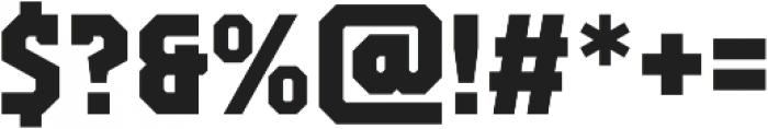 Campione Neue Serif ExtraBold otf (700) Font OTHER CHARS