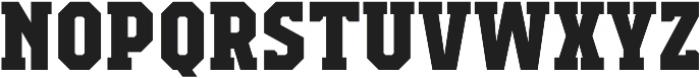 Campione Neue Serif ExtraBold otf (700) Font UPPERCASE