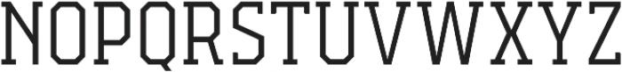 Campione Neue Serif ExtraLight otf (200) Font UPPERCASE
