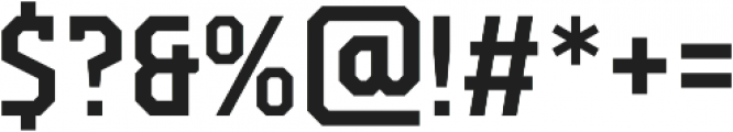 Campione Neue Serif Medium otf (500) Font OTHER CHARS