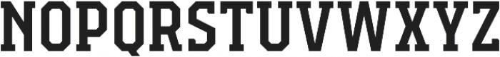 Campione Neue Serif Medium otf (500) Font UPPERCASE