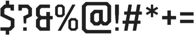 Campione Neue Serif otf (400) Font OTHER CHARS