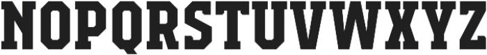 Campione Neue Serif otf (700) Font UPPERCASE