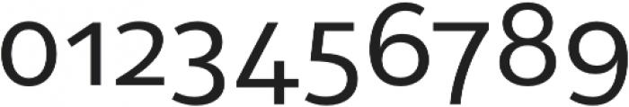 Campuni otf (400) Font OTHER CHARS