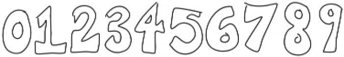 CanYouDigIt ttf (400) Font OTHER CHARS