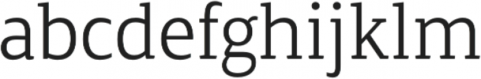 Canberra FY Book otf (400) Font LOWERCASE