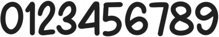 CandelaRegular otf (400) Font OTHER CHARS