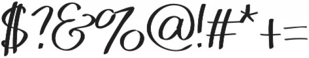Candelabra ttf (400) Font OTHER CHARS