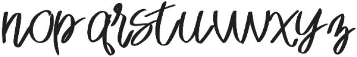 Candelabra ttf (400) Font LOWERCASE