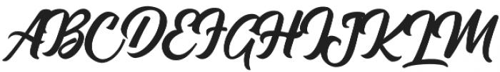 Candelion otf (400) Font UPPERCASE
