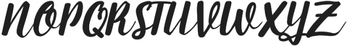 Candlelight otf (300) Font UPPERCASE