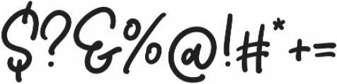 Candyhouse Alt Regular otf (400) Font OTHER CHARS