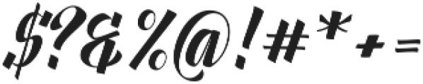 Canela Bark Bold otf (700) Font OTHER CHARS