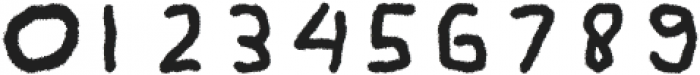 Canfuguh Font otf (400) Font OTHER CHARS