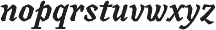Canilari Pro Medium It otf (500) Font LOWERCASE