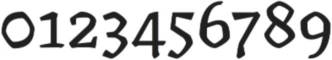 Canilari Pro otf (400) Font OTHER CHARS