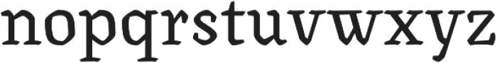 Canilari Pro otf (400) Font LOWERCASE