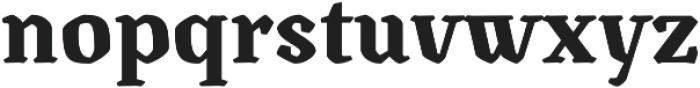 Canilari Std Bold otf (700) Font LOWERCASE