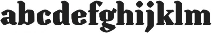 Canilari Std Heavy otf (800) Font