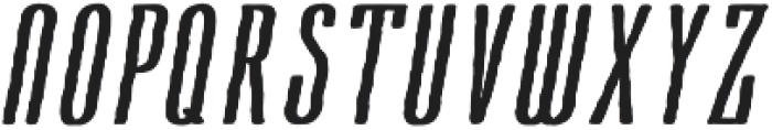 Cansum Hand 26 Hand Italic otf (400) Font UPPERCASE