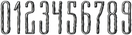 Cansum Hand Line otf (300) Font OTHER CHARS