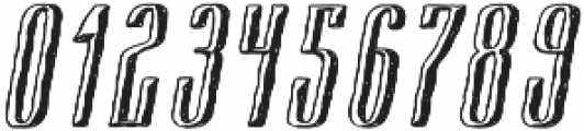 Cansum Hand Shadow otf (300) Font OTHER CHARS