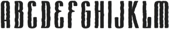 Cansum Hand Shadow otf (400) Font UPPERCASE