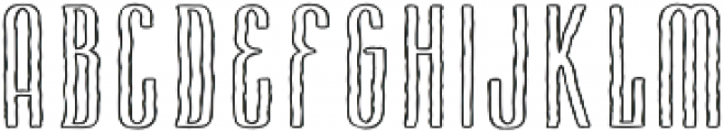 Cansum Hand otf (300) Font UPPERCASE