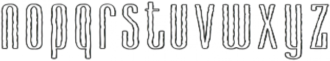 Cansum Hand otf (300) Font LOWERCASE