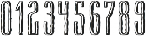 Cansum Hand otf (700) Font OTHER CHARS