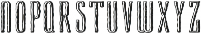 Cansum Hand otf (700) Font UPPERCASE
